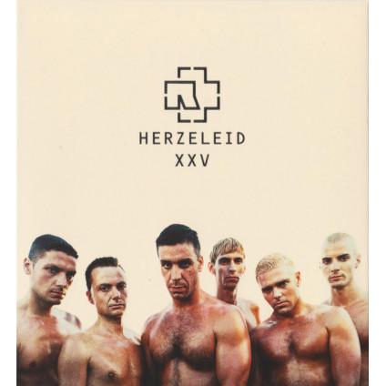 Herzeleid XXV - Rammstein - CD
