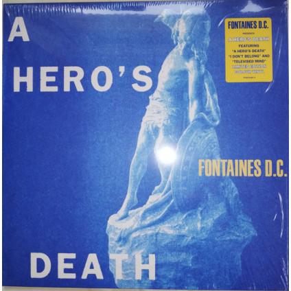 A Hero's Death - Fontaines D.C. - LP