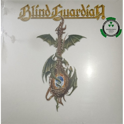 Imaginations From The Other Side Live - Blind Guardian - LP