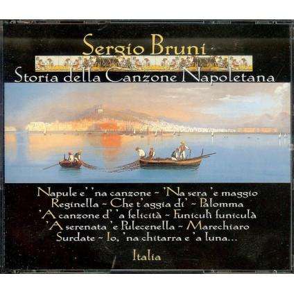 Storia Della Canzone Napoletana - Sergio Bruni - CD