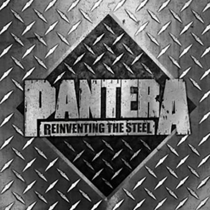 Reinventing The Steel - Pantera - LP