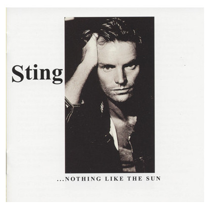 ...Nothing Like The Sun - Sting - LP