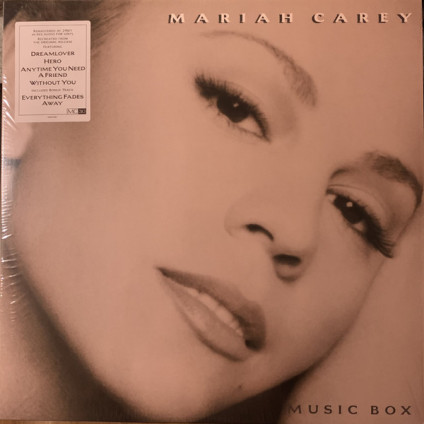 Music Box - Mariah Carey - LP