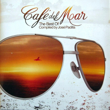 Café Del Mar - The Best Of - José Padilla - CD