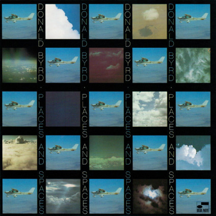 Places And Spaces - Donald Byrd - CD