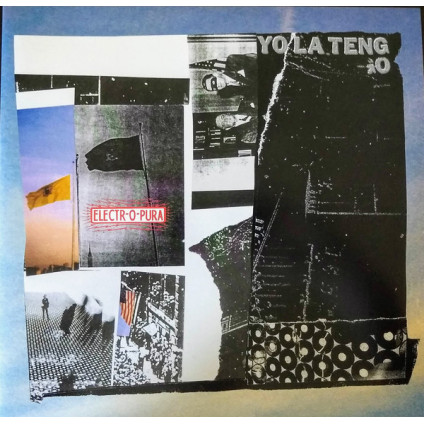 Electr-O-Pura - Yo La Tengo - LP