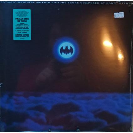 Batman (Original Motion Picture Score) - Danny Elfman - LP