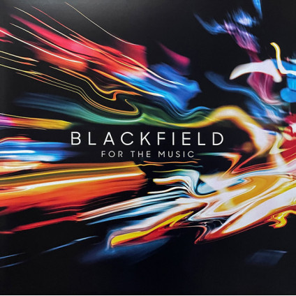 For The Music - Blackfield - LP