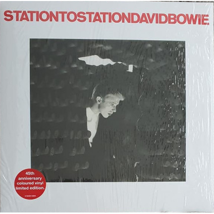 Station To Station - David Bowie - LP