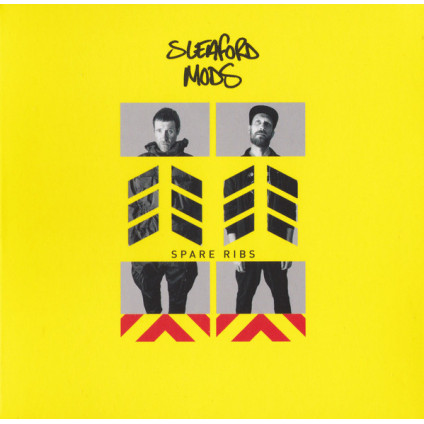 Spare Ribs - Sleaford Mods - CD