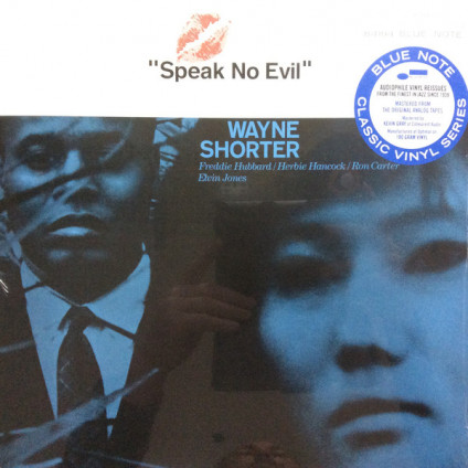 Speak No Evil - Wayne Shorter - LP