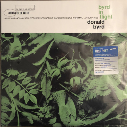 Byrd In Flight - Donald Byrd - LP