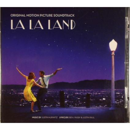 La La Land (Original Motion Picture Soundtrack) - Justin Hurwitz - CD