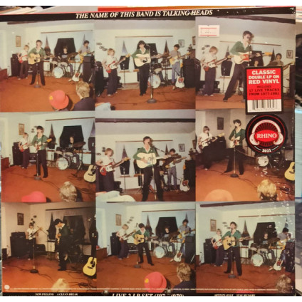 The Name Of This Band Is Talking Heads - Talking Heads - LP