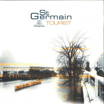 Tourist 20th Anniversary: Travel Versions - St Germain - LP