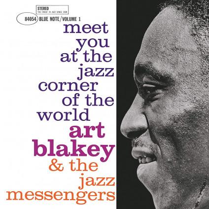Meet You At The Jazz Corner Of The World (Volume 1) - Art Blakey & The Jazz Messengers - LP