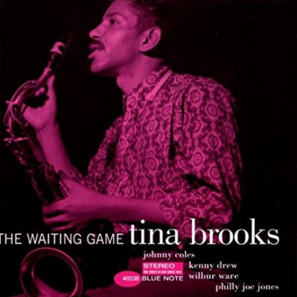 The Waiting Game - Tina Brooks - LP