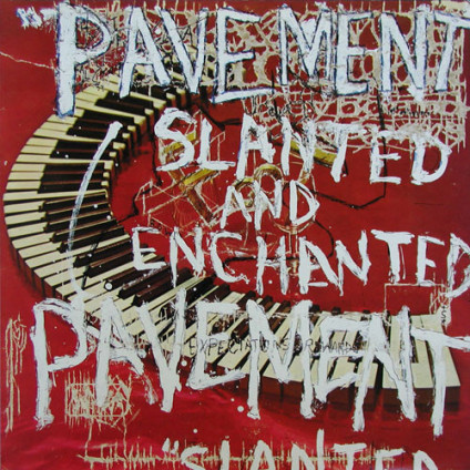 Slanted And Enchanted - Pavement - LP