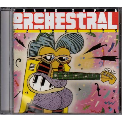 Orchestral Favorites - Frank Zappa - CD