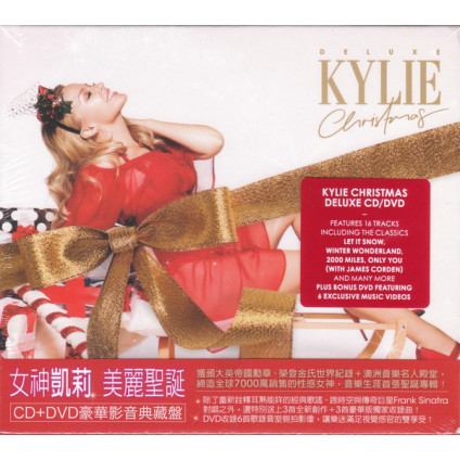 Kylie Christmas - Kylie - CD+DV