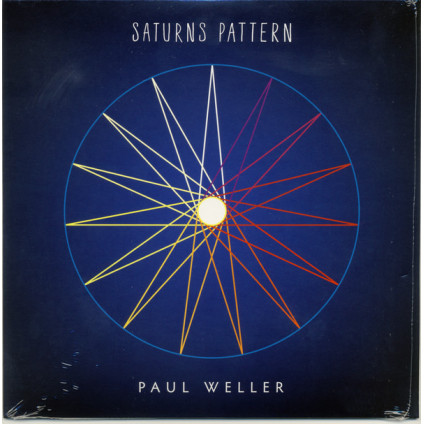 Saturns Pattern - Paul Weller - CD-S