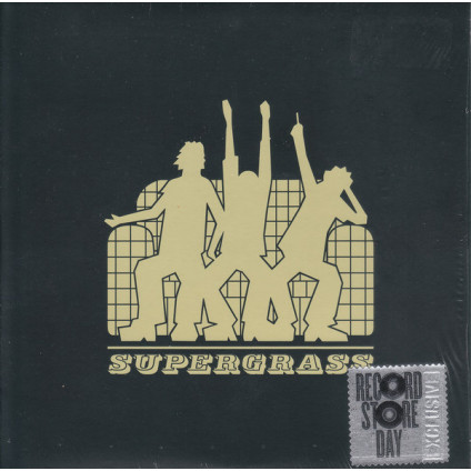 """Sofa (Of My Lethargy) - Supergrass - 7"""""""