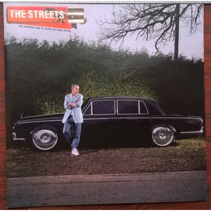The Hardest Way To Make An Easy Living - The Streets - CD
