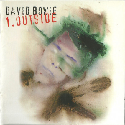 1. Outside (The Nathan Adler Diaries: A Hyper Cycle) - David Bowie - CD