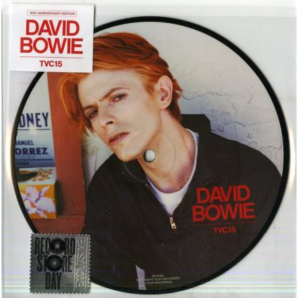 "TVC 15 - David Bowie - 7"""