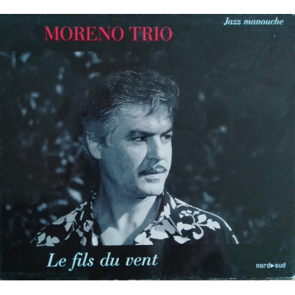 Le Fils du Vent - Moreno Trio - CD