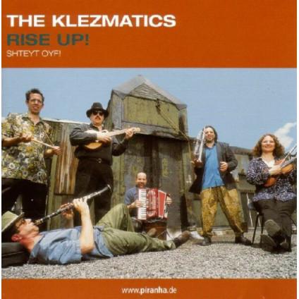 Rise Up! Shteyt Oyf! - The Klezmatics - CD