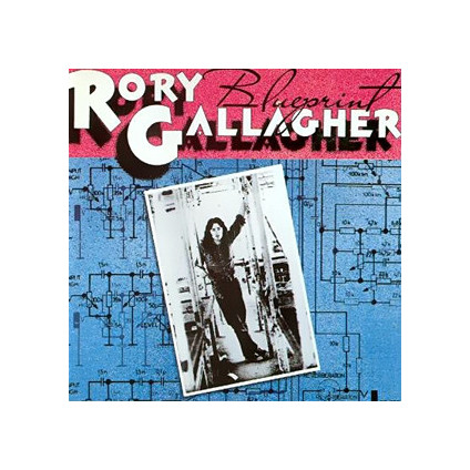 Blueprint - Rory Gallagher - CD