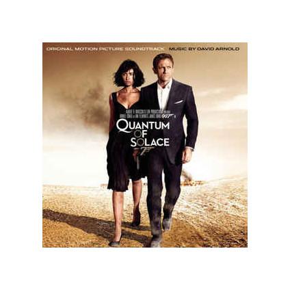 Quantum Of Solace (Original Motion Picture Soundtrack) - David Arnold - CD