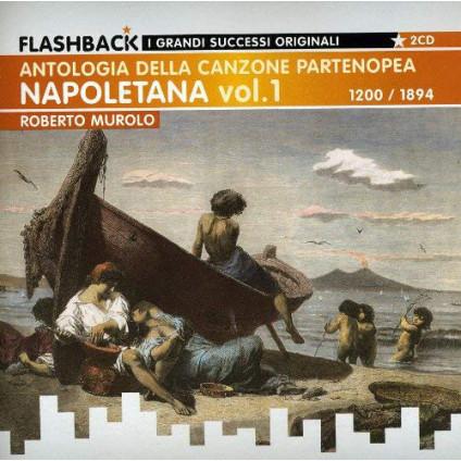Napoletana Vol. 1 - Antologia Della Canzone Partenopea 1200 / 1894 - Roberto Murolo - CD