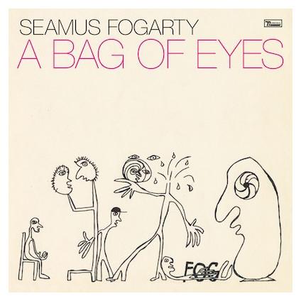 A Bag Of Eyes - Seamus Fogarty - LP
