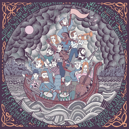 The Second Hand Orchestra - James Yorkston - LP
