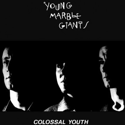 Colossal Youth / Loose Ends And Sharp Cuts - Young Marble Giants - LP