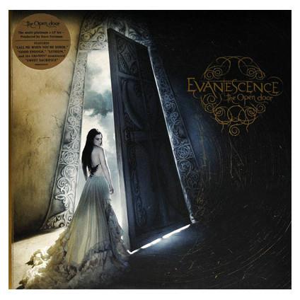 The Open Door - Evanescence - LP
