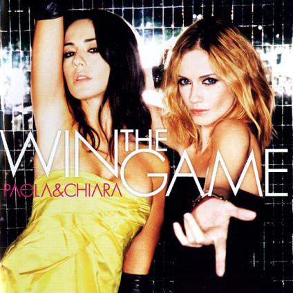 Win The Game - Paola & Chiara - CD