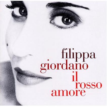 Il Rosso Amore - Filippa Giordano - CD