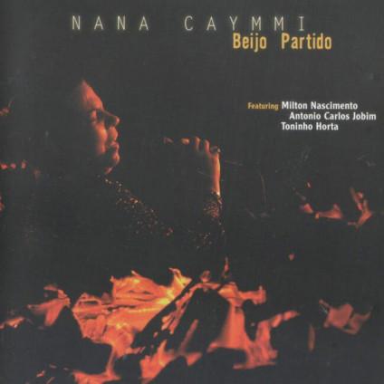 Beijo Partido - Nana Caymmi - CD