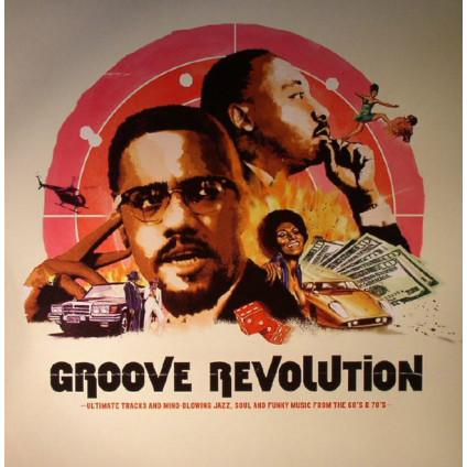 Groove Revolution - Various - LP