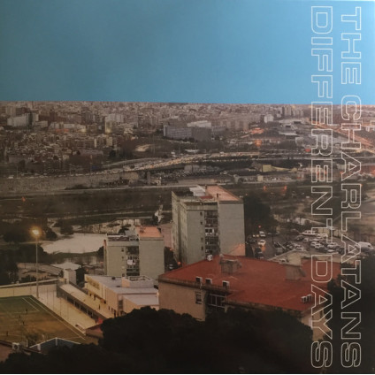 Different Days - The Charlatans - LP