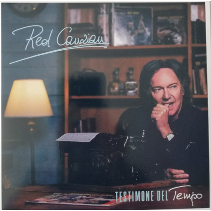 Testimone Del Tempo - Red Canzian - LP