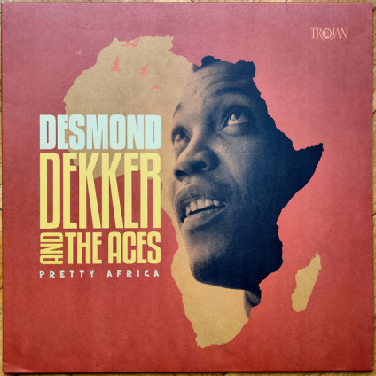 Pretty Africa - Desmond Dekker And The Aces - LP