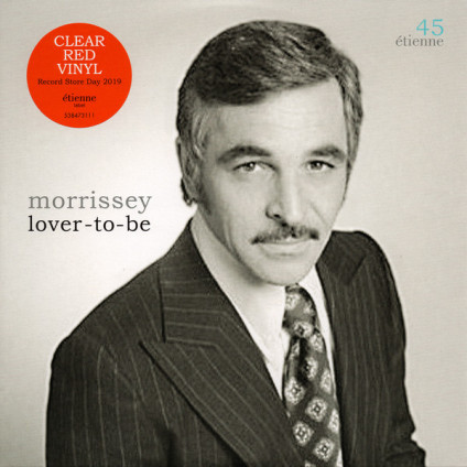 """Lover-To-Be - Morrissey - 7"""""""