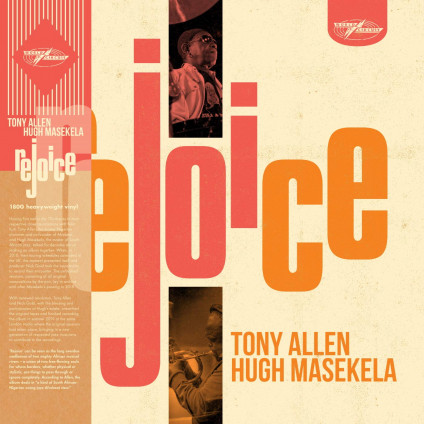 Hugh Masekela - Tony Allen - LP