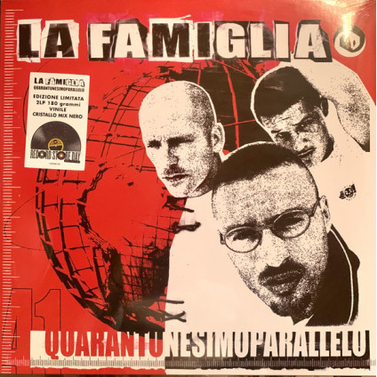 Quarantunesimoparallelo - La Famiglia - LP