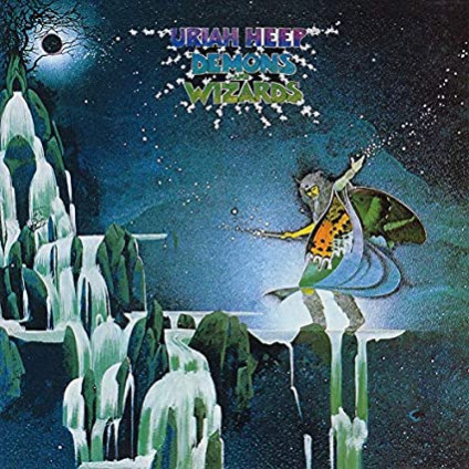 Demons And Wizards - Uriah Heep - LP