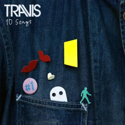 10 Songs - Travis - LP